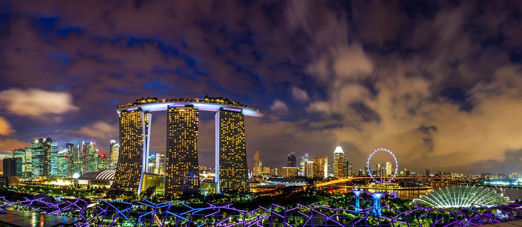 Panaromic Singapore