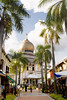 Sultan Mosque<br /> Singapore Nov 2006 <br /> © WEOttinger, The Wildflower Hunter - All rights reserved<br /> For educational use only - this image, or derivative works, can not be used, published, distributed or sold without written permission of the owner.