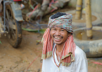 A friendly Thailand smile is always available!