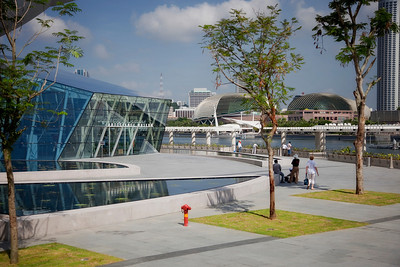 Marina Bay Art and Science Museum