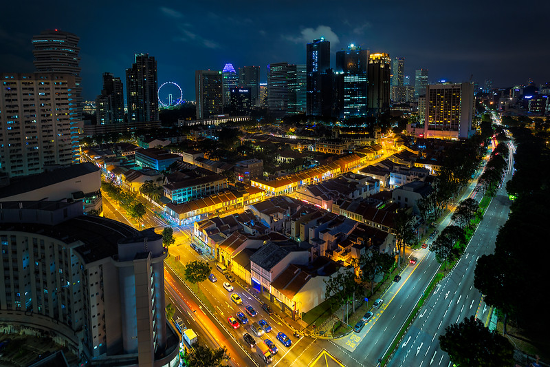 The Lights of Kampong Glam