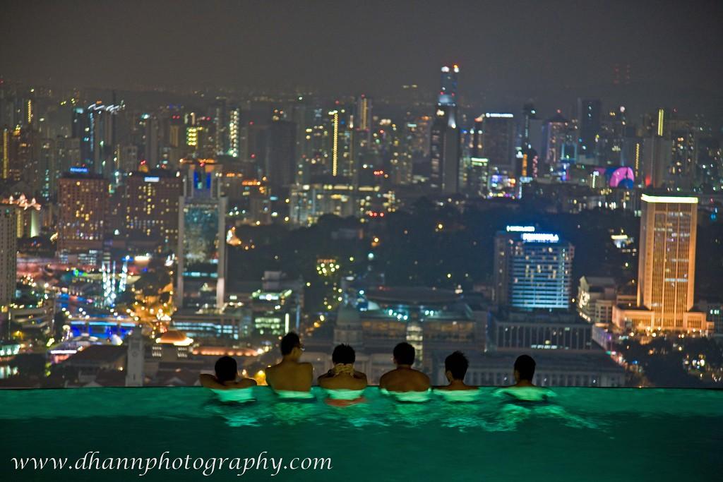 Infinity Pool @ the Sands
