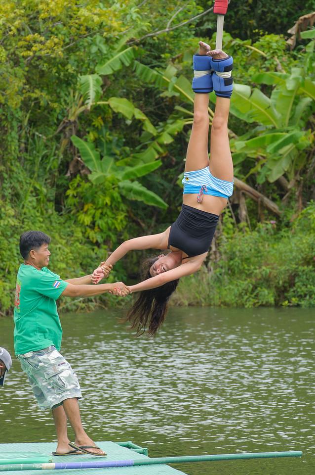 Bugie Jumping in Phuket Thailand
