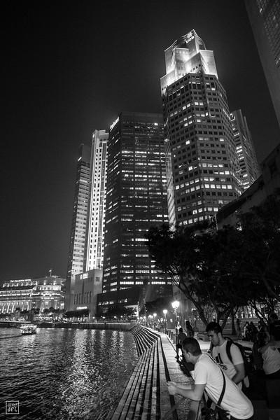 Singapore | Boat Quay