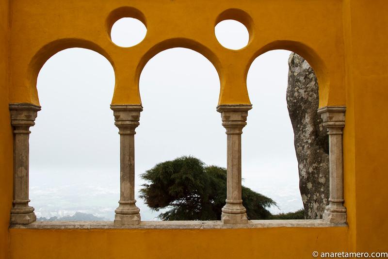 Arcos moriscos