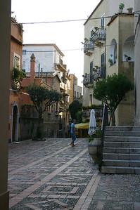 Taormina tänavake