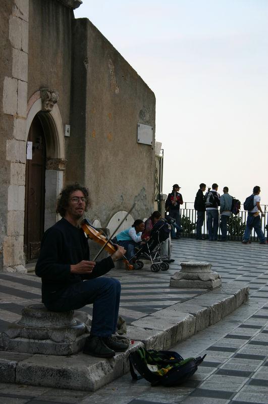 Muusik Taorminas