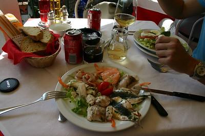 Esimene lõuna -misto marinati