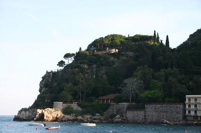 Taormina rannik