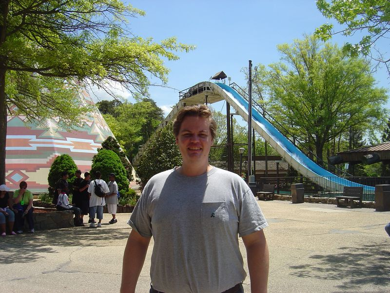 "It's time for a trip to <a href=""http://www.sixflags.com/parks/greatadventure/index.asp"">Six Flags Great Adventure </a>  in New Jersey."