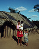 This is an Ofaye mother and family. I believe she's a widow.