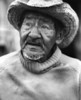 This is Acacio Lins the oldest member of the Ofaya. He was near blind.
