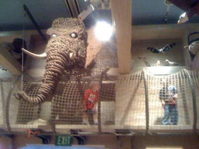 Skirball Museum/Noahs Ark exhibit