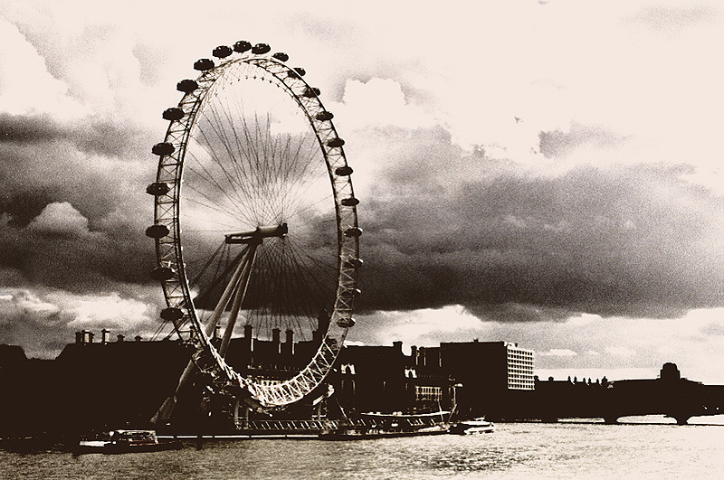 Londýn - London´s Eye
