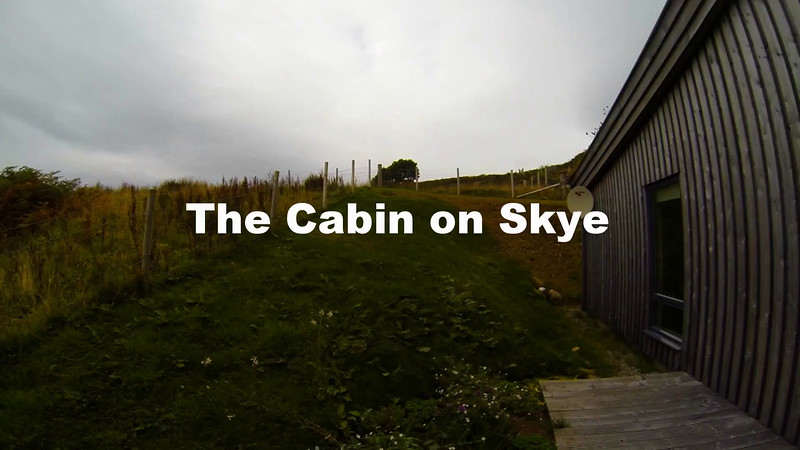 This is a short video from last year's trip to the Cabin