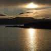 Sunrise over the Sound of Sleat, Isle of Skye