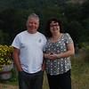 Eugene & Diane on the way to Skye
