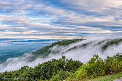 Skyline Drive, Blue Ridge Pkwy, & Great Smokey Mtn NP