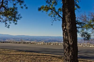 Skyline Drive - Shenandoah National Park