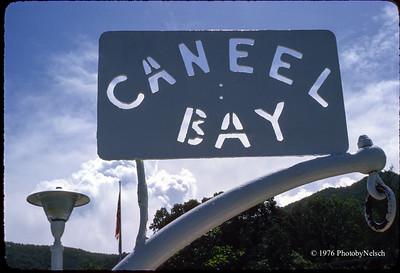 Caneel Bay 1976