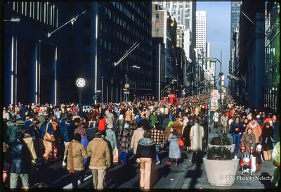 NYC Dec 1976