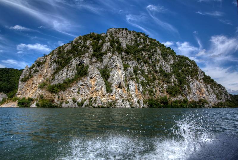 Iron Gate Gorge, Romania/ Serbia
