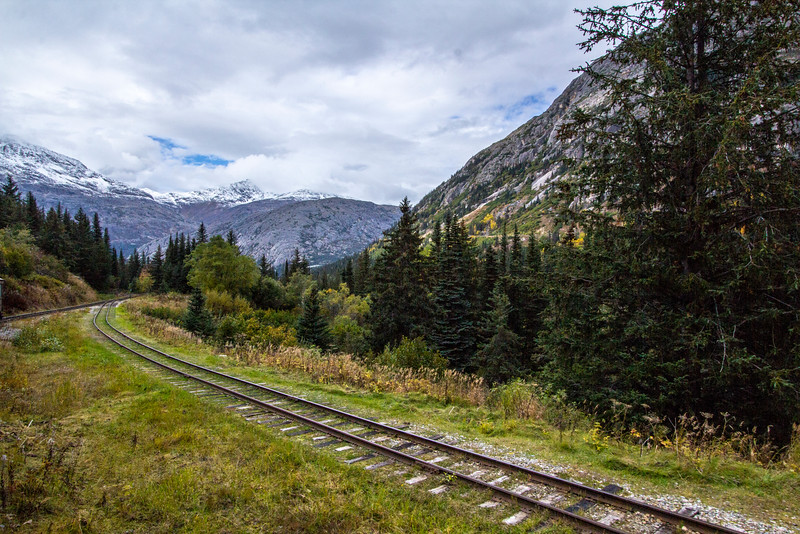 White Pass, Alaska, USA