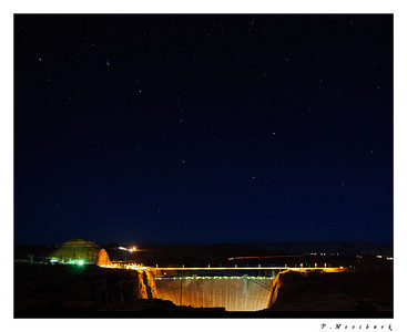 Glen Canyon Dam & The Big Dipper