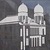 Bratislava Synagogue Tile Art