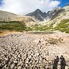 Lomnicky tarn, High Tatras, Slovakia