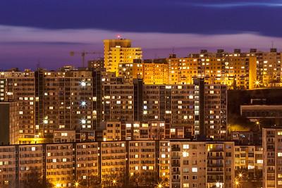 Housing estate Dlhe diely, Bratislava, Slovakia, 2007