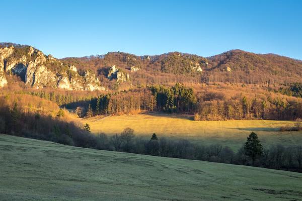 Sulov rocks, Slovakia
