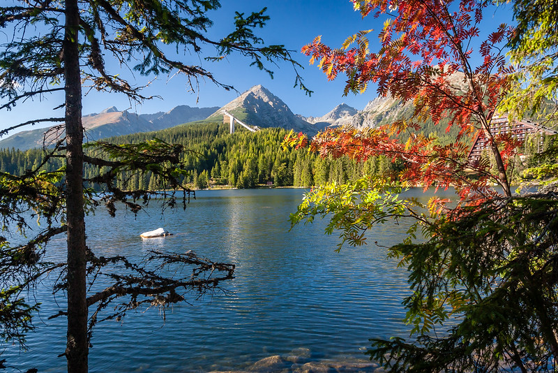 Autumn in High Tatras