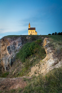 Church in Drazovce, Slovakia, 2015
