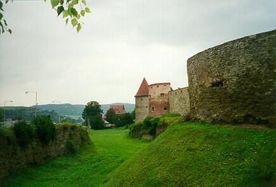 City Walls -- Bardejov, Slovakia