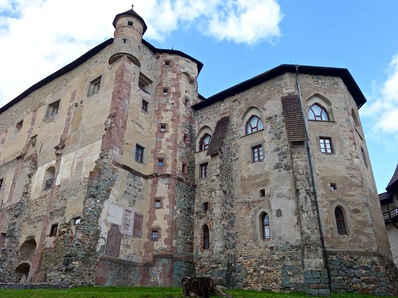 Banska Stiavnica Castle