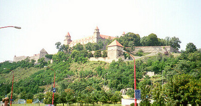 Bratislava Castle -- Bratislava, Slovakia