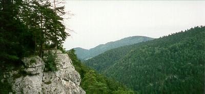 Slovensky Raj Park, Slovakia