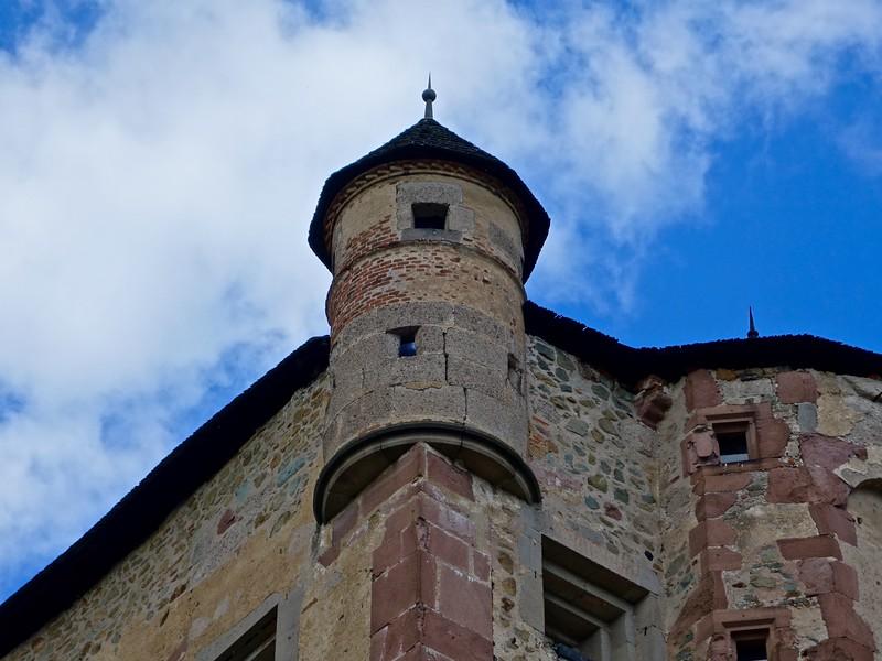 Banska Stiavnica Castle Turret