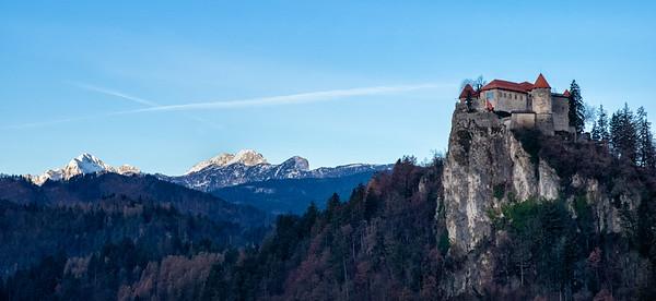 Bled Castle,