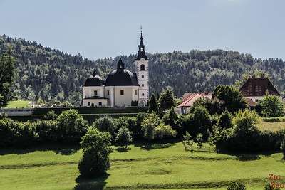 church slovenia off the beaten track