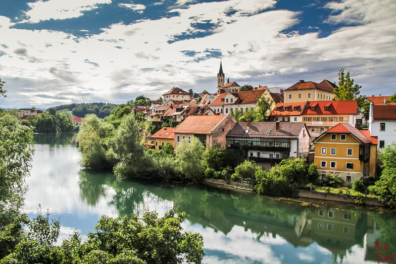 Visit Slovenia off touristic path - Krka valley 3