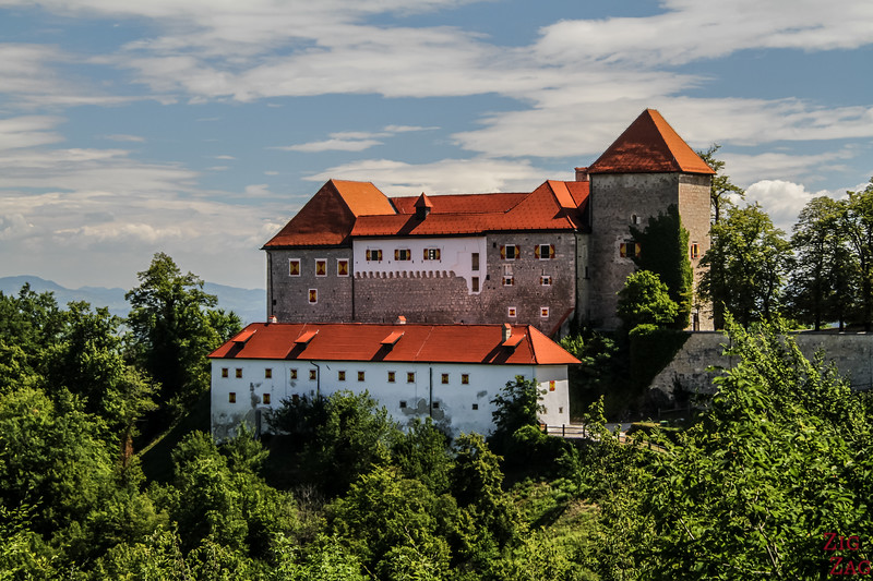 Slovenia Pictures - Castle