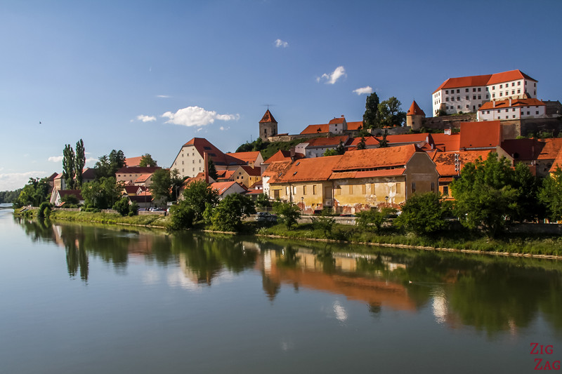 Ptuj and river