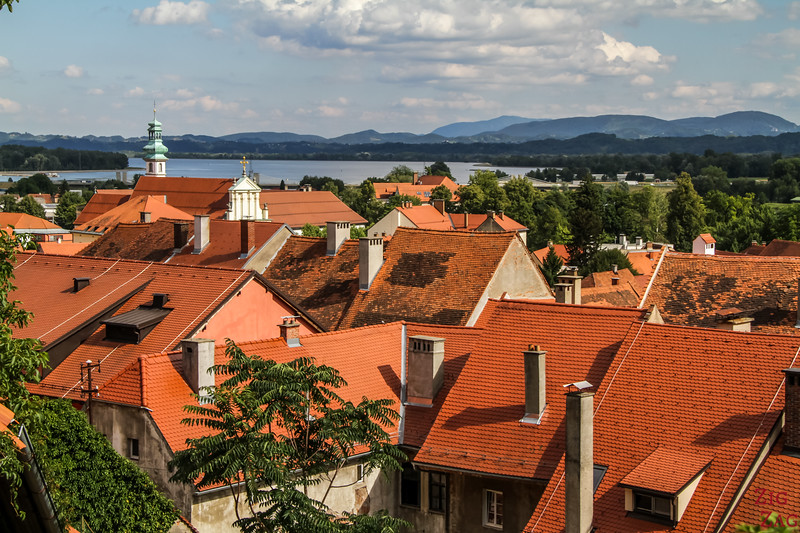 best view of Ptuj Slovenia 2