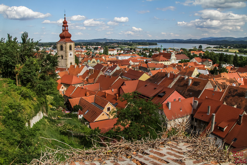best view of Ptuj Slovenia 1
