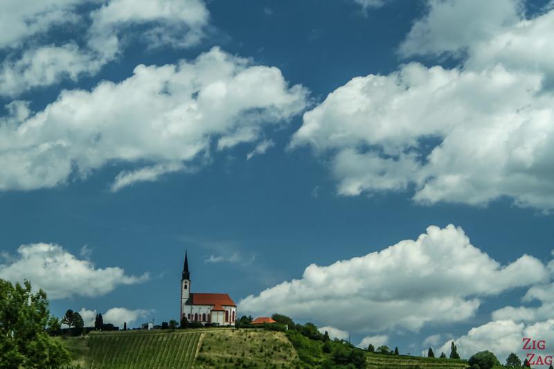 Churches around Maribor