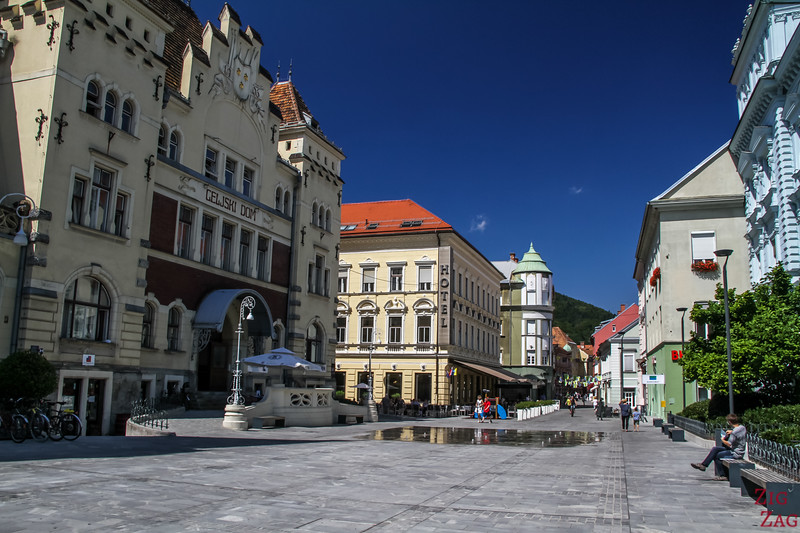 Things to do in Celje Slovenia