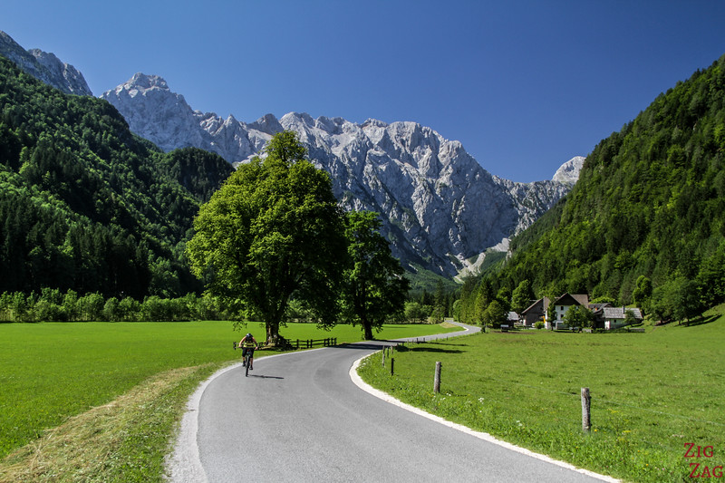 Slovenia Photos - Logar Valley