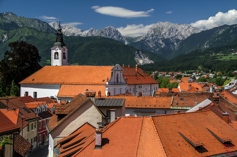 Best places to visit in Slovenia - Kamnik